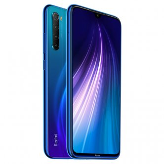 Xiaomi Redmi Note 8T Blue