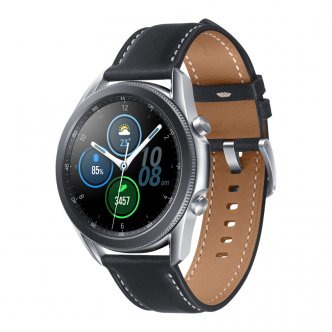 Samsung Hodinky SM-R840 Galaxy Watch 3 45mm Silver