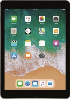APPLE iPad Wi-Fi 32GB, Space Grey 2018 (MR7F2FD/A)